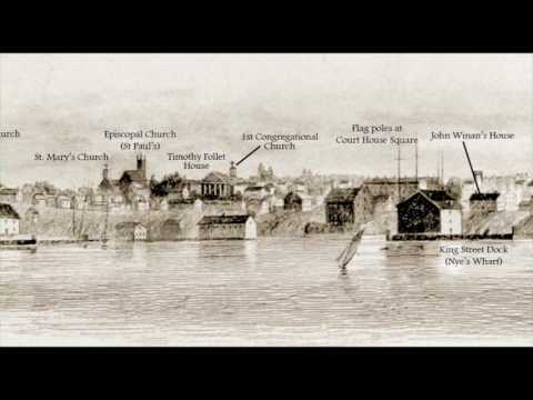 History of Burlington Vermont's Waterfront