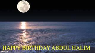 AbdulHalim   Moon La Luna - Happy Birthday