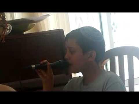 Orie sings shai Gabso