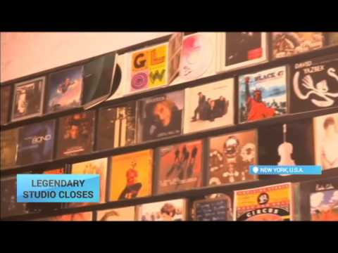 Legendary Studio Closes: Music studio where Bowie recorded last album closes its doors for good