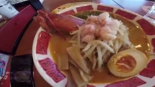 【お食事】バーミヤン「驚天動地ロブスター味噌ラーメン」そしてパクチーの恐怖! thumbnail