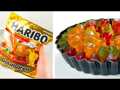 triez-les-oursons-en-gélatine-par-couleur-et-versez-du-jus-de-citron-dessus-:-délicieux-!