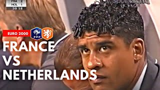Netherlands vs France 3-2 All Goals & Highlights ( UEFA EURO 2000 )