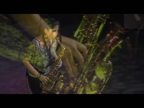 Gaby Ruz- Europa (Santana) Versión Sax