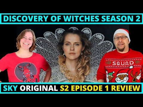 A Discovery of Witches Season 2 Sky Original Episode 1 Review
