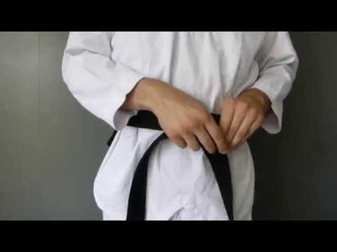[tuto] Comment Bien Faire Sa Ceinture De Taekwondo, Karaté, Judo, Jujitsu...