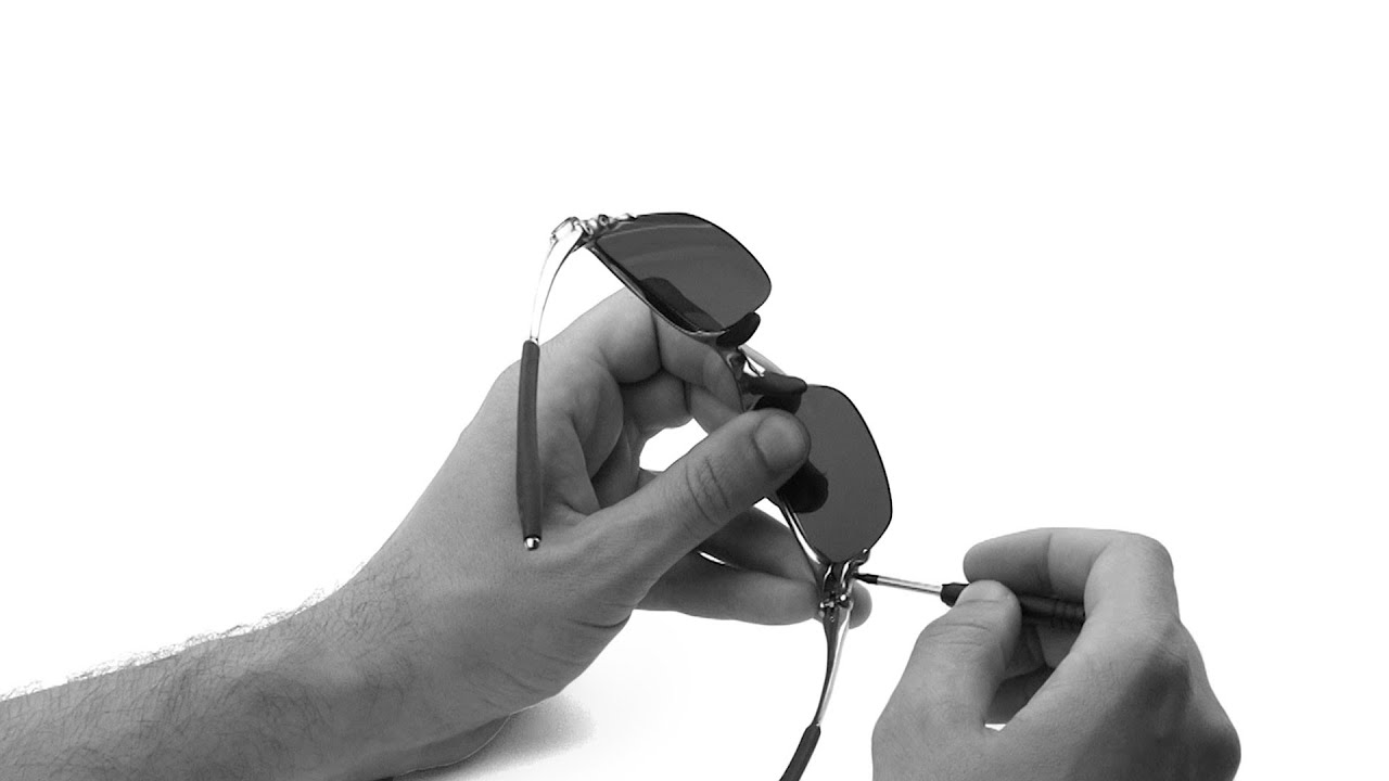 099ed0fec08 Oakley Half X Lens Replacement   Installation Instructions - YouTube