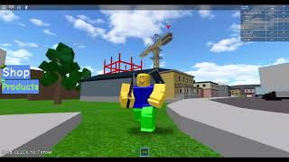 being a nub in roblox knife simulator