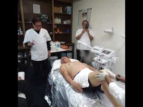 Detoxifying Body Scrub & Seaweed Mask Demo