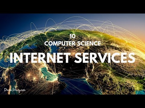 Internet Services| Class 10 X | Computer Science | Video Lecture in Hindi
