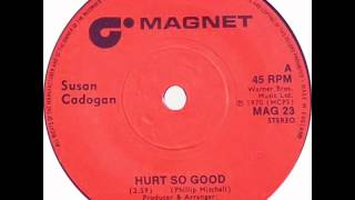 Susan Cadogan - Hurts So Good