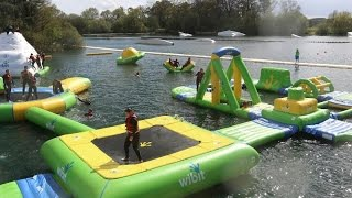 New Forest Aqua park | Happy Birthday Lauren |
