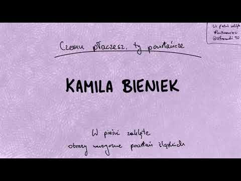 W pieśni zaklęte – obrazy muzyczne powstań śląskich – Czemu płaczesz, ty powstańcze – Kamila Bieniek. #kulturawsieci 2020