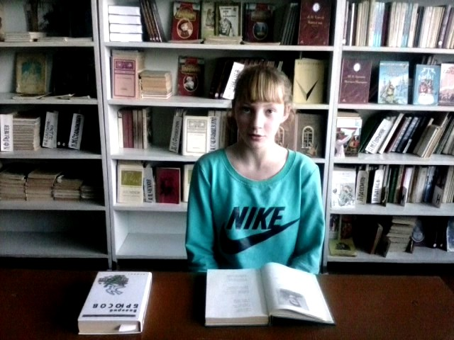 Изображение предпросмотра прочтения – АнастасияТрапезникова читает произведение «Я помню вечер, бледно-скромный…» В.Я.Брюсова
