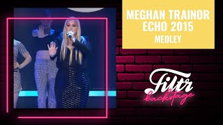 "Meghan Trainor beim ECHO 2015 - Medley ""All About That Bass / Lips Are Movin"""
