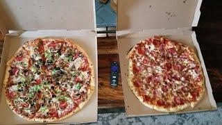 Costco VS Sam's Club Pizza WHICH PIZZA IS BETTER?