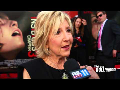 Lin Shaye of Insidious Chapter 3 says why horror films close to her heart