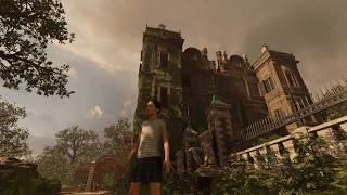 Lara Croft Dreams & Becoming A Warrior  1440p DX12 part  2