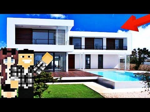 NOTRE MAISON À 10,000,000 € ! | Minecraft thumbnail