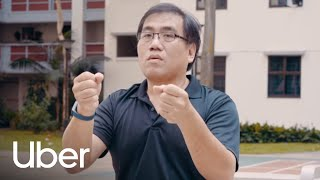 Meet Roland: The story of our Deaf Partner in Singapore | Uber