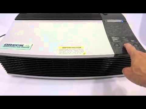 ORECK XL Professional Air Purifier AIRPSCST