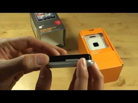 Motorola Flipout Test Erster Eindruck