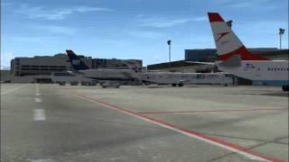 Zurich airport scenery by FSDreamteam (FS2004)