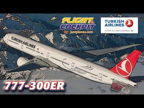 TURKISH AIRLINES 777-300ER