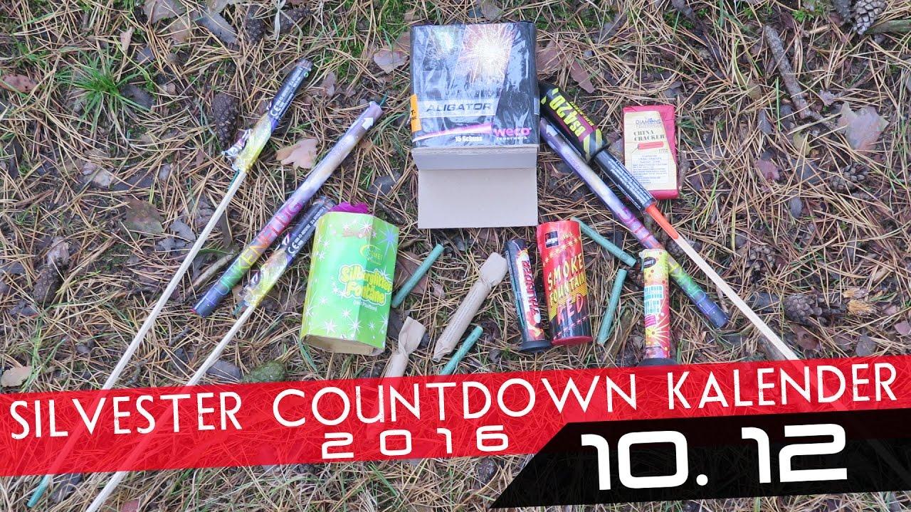 Silvester Countdown Kalender - 10. Dezember *HD* - YouTube