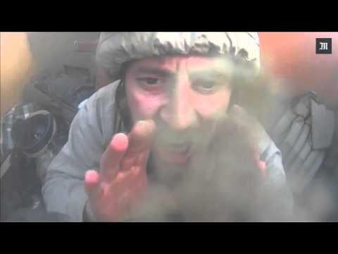 En plein assaut, un djihadiste de l'EI filme la déroute de son groupe de combat