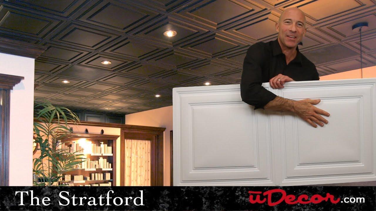 stratford 2x4 ceiling tiles