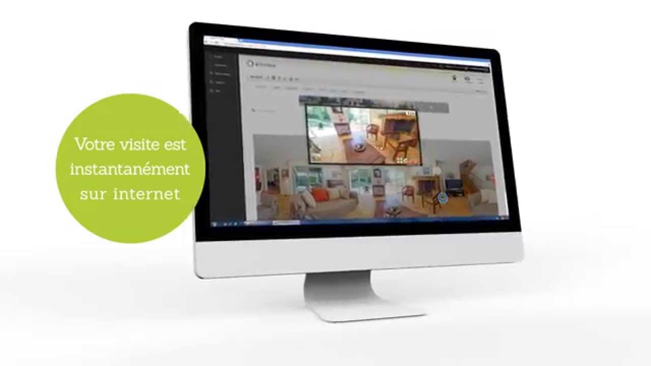 Pr sentation envisite service innovant de visite for Idee service innovant