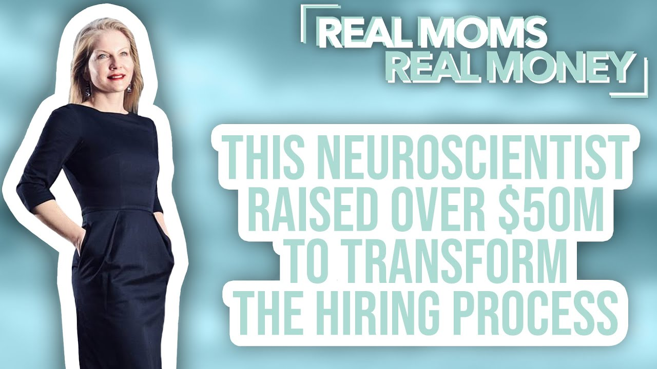 The Scientist Who Built a $58M Startup as a Single Mom | Real Moms Real Money | Parents