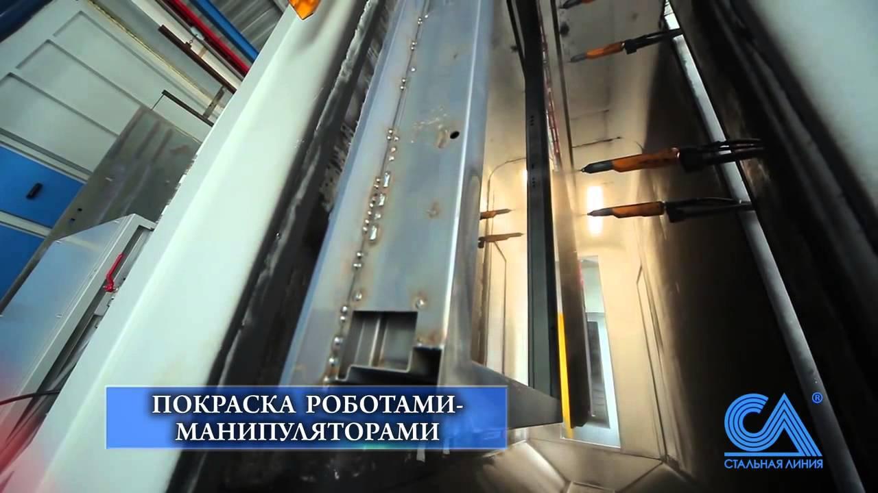 Производство металлических дверей видео в гараже замки для гаража внутренние купить спб