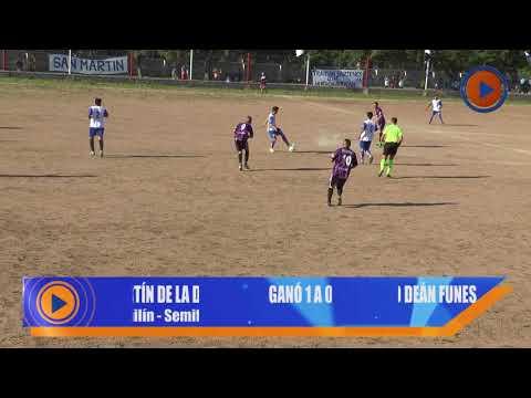 Mira El Norte   San Martín 1   0 Falucho  Semifinal 2017 Partido de ida completo