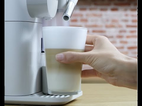 Nespresso Lattissima One Directions For Use For Milk System Youtube