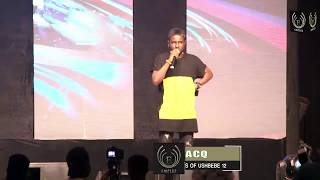Kenny Blaq39s Performance At The Chronicles Of Ushbebe Edition 12