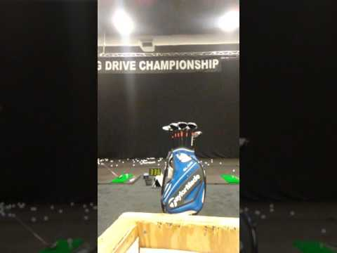 336 Yards North Coast Golf Show Long Drive