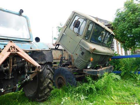 Запуск ГАЗ-66 -