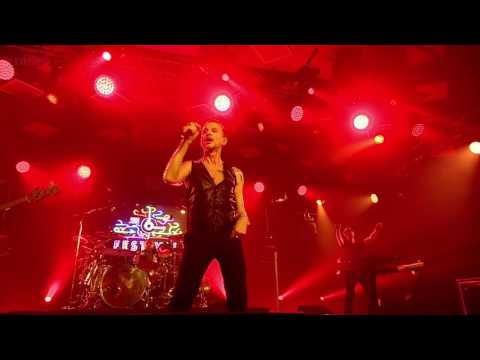 Depeche Mode live at 6 music festival 2017