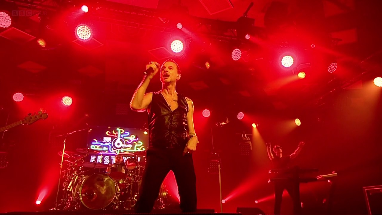 Depeche mode live at 6 music festival 2017 youtube - Depeche mode in your room live 2017 ...