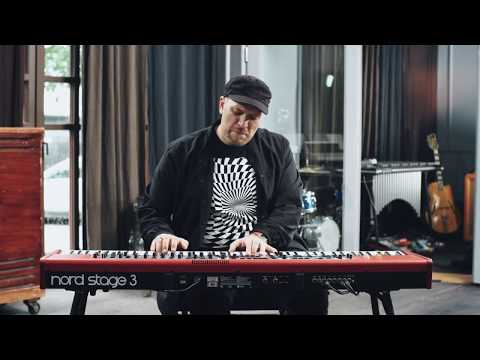 Nord Stage 3: Robi Botos Sessions - Mellow Upright