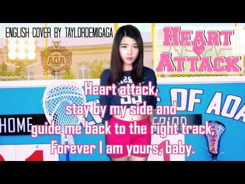 🥍 AOA (에이오에이) - Heart Attack (심쿵해) | English Cover by JANNY