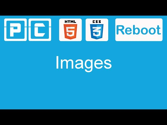 HTML5 and CSS3 beginners tutorial 7 - images