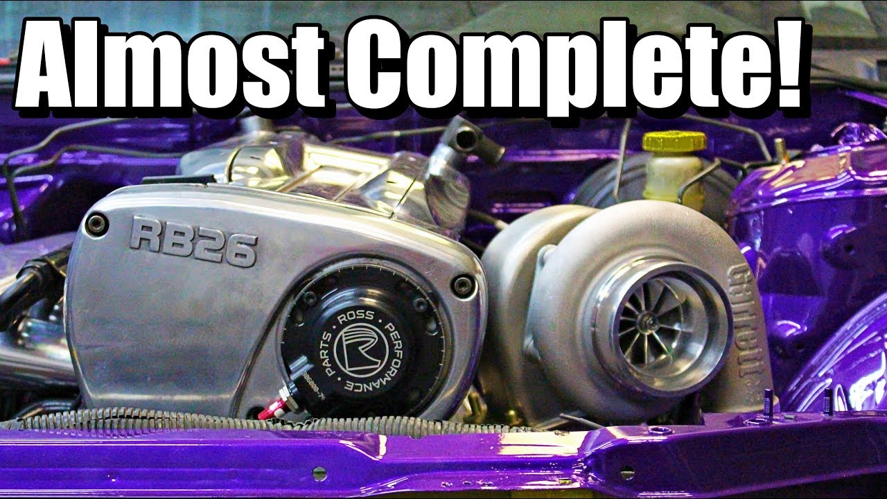 240SX Blows Up on the Dyno    RB26/30 240SX S14