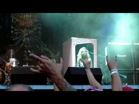 Lordi - Devil Is a Loser & [Hella] Hard Rock Hallelujah, Skogsröjet 2013-07-26