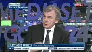 Reddito di Cittadinanza: il Presidente Ramazza in diretta a