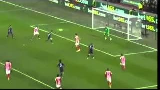 Download Video Stoke City vs Manchester City 1:4 All Goals and Highlights | EPL 11.02.2015 MP3 3GP MP4
