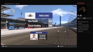 NASCAR HEAT evolution LIVE race 9\16\2018