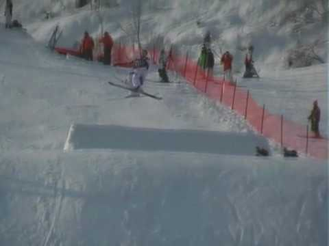Clarke Nippon Freeskiing Open Run '08